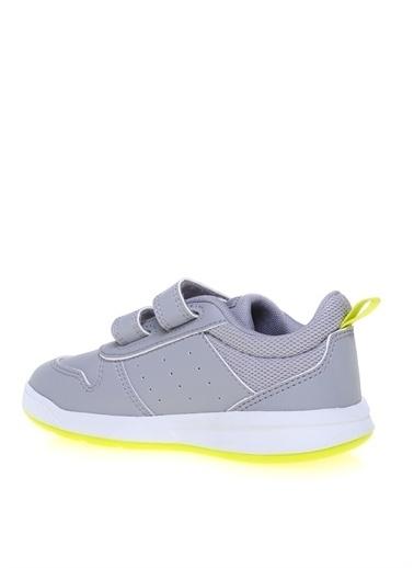 adidas adidas Gümüş - Mavi Yürüyüş Ayakkabısı Gümüş